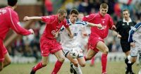 Steven Gerrard Stephen Wright Liverpool