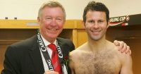 Ryan Giggs Sir Alex Ferguson Man Utd