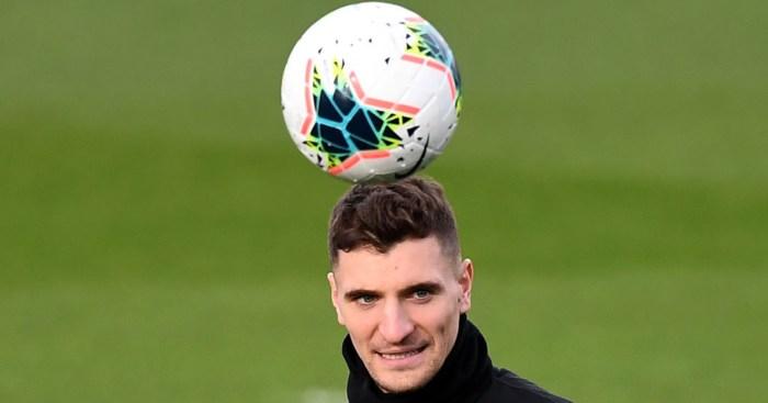 Thomas Meunier PSG Liverpool