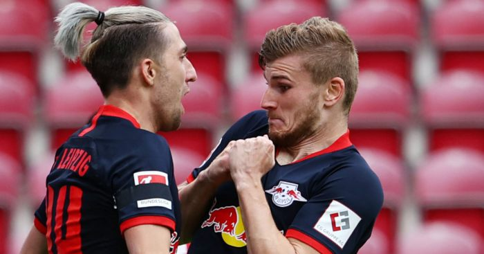 Timo Werner RB Leipzig Liverpool