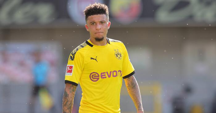 Jadon-Sancho-Borussia-Dortmund1 Man Utd