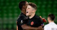 Daniel James Odion Ighalo Man Utd