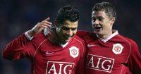 Cristiano Ronaldo Ole Gunnar Solskjaer Man Utd