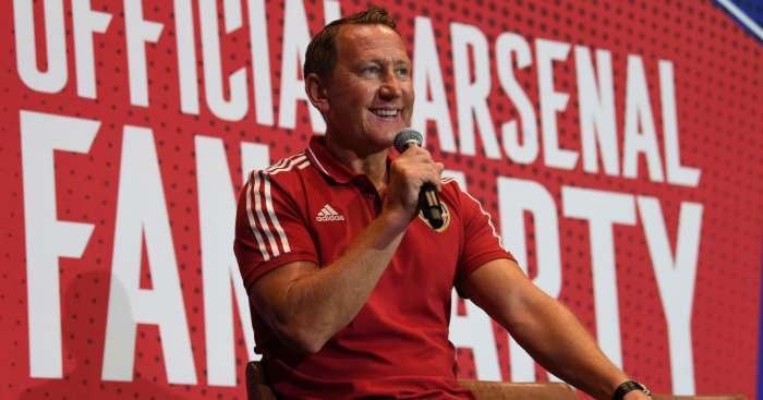 Ray Parlour Arsenal Maguire Solksjaer