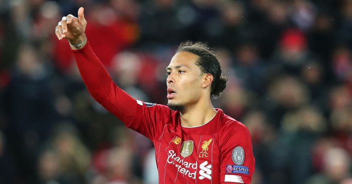 Liverpool Plan To 'end Fears' Over Van Dijk With Club