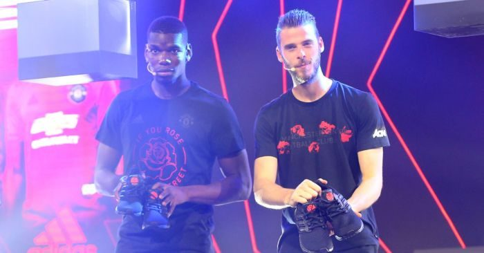paul pogba david de gea man united