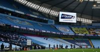 Etihad Stadium Arsenal Manchester City Project Restart