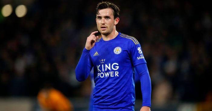 Ben Chilwell Leicester City Chelsea Man Utd