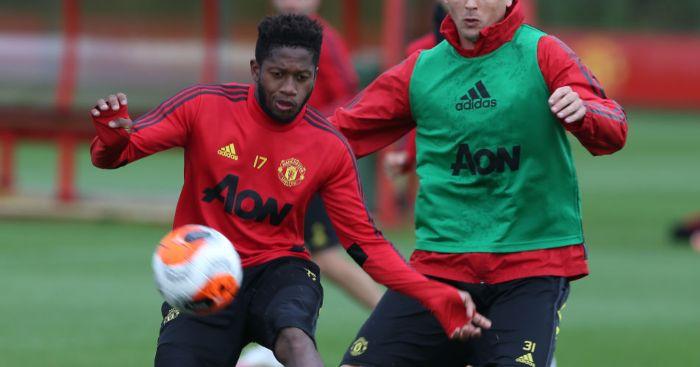 Fred Man Utd