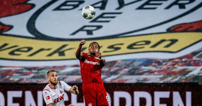 Leon Bailey Bayer Leverkusen