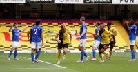 Craig Dawson Watford Leicester City