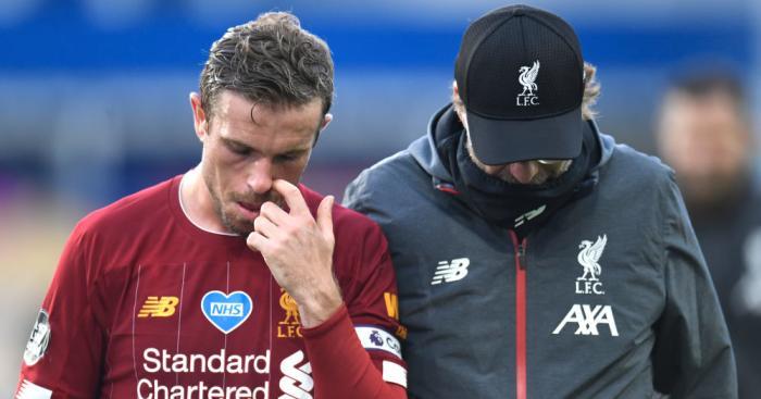 Klopp explains decision to drop key Liverpool trio for Villa clash - Football365
