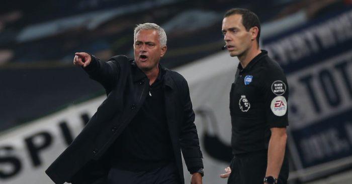 Jose Mourinho Tottenham