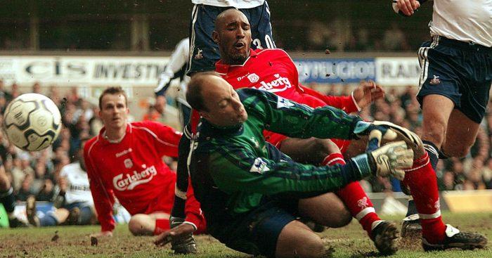 Nicolas Anelka Liverpool Arsenal