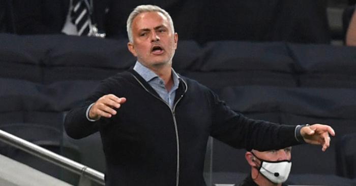 Mourinho.Getty_