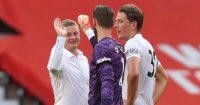 Ole Gunnar Solskjaer Sander Berge David De Gea Man Utd Sheffield United