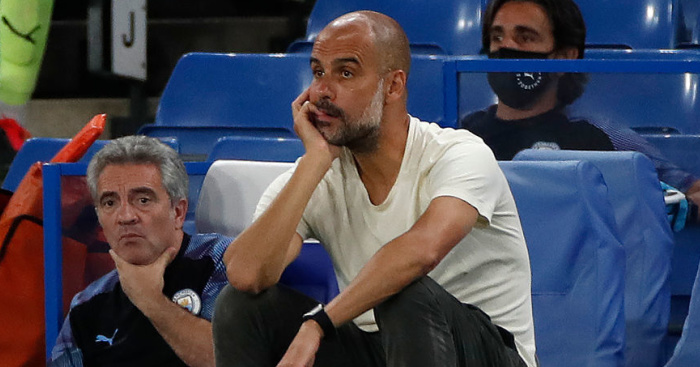 Guardiola pinpoints why Liverpool dominated Man City this season