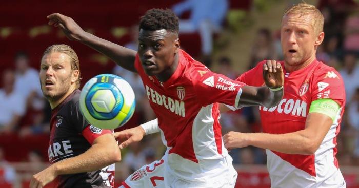 Benoit Badiashile Monaco Liverpool