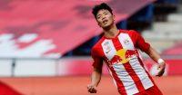 He-Chan Hwang Salzburg Liverpool