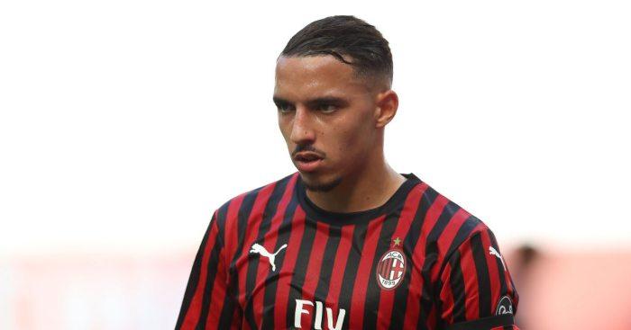 Ismael Bennacer Milan Man Utd