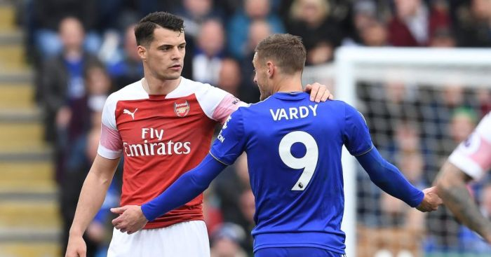 Arsenal v Leicester is our game to watch this midweek