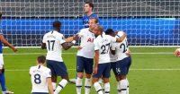 Tottenham celebrate F365