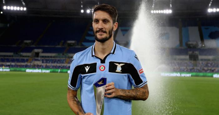 Luis Alberto Lazio Liverpool