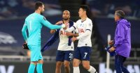 Son Heung-min Hugo Lloris Spurs