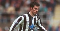 Keith Gillespie Newcastle United Man Utd