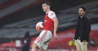 Kieran Tierney Arsenal Mikel Arteta