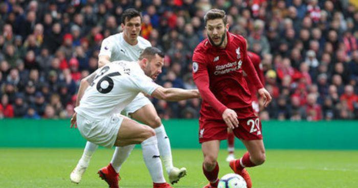 Adam Lallana was always Jurgen Klopp's trendsetting Liverpool 'legend'
