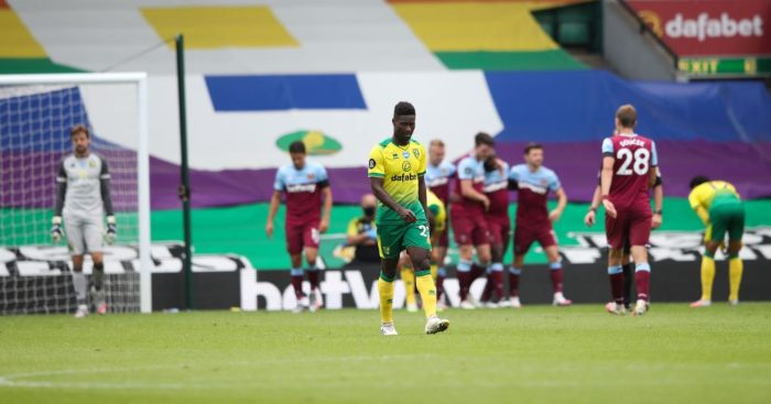 Alex Tettey Norwich City