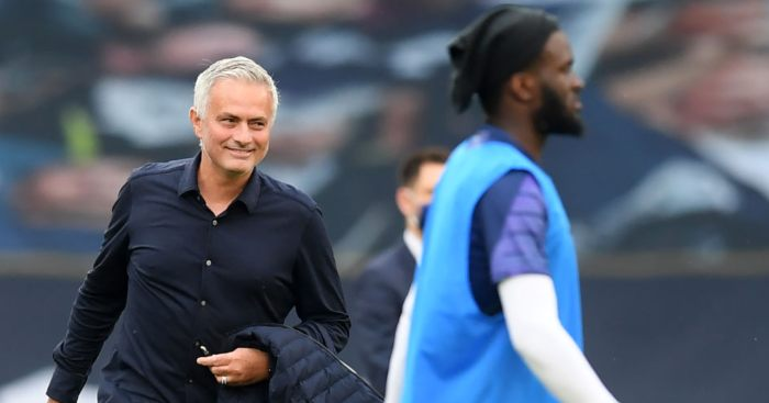 Now Jose says he can win Europa League for Spurs - Football365