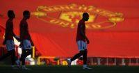 Anthony Martial Mason Greenwood Marcus Rashford Man Utd