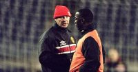 Sir Alex Ferguson Dwight Yorke Man Utd
