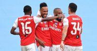 Ainsley Maitland-Niles Arsenal