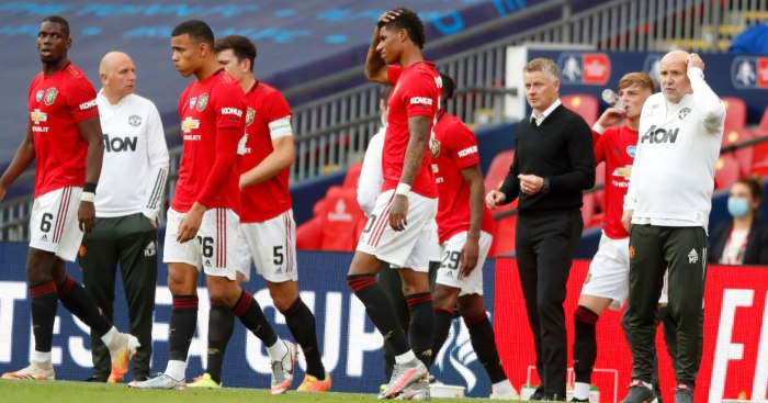 Ole Opted Against Shocking Display Of Naivety In Man Utd Loss