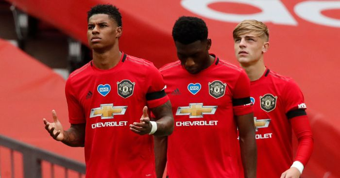 Solskjaer warns Man Utd strike trio to improve or be replaced ...