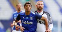 Jude Bellingham Birmingham City Wayne Rooney Derby County Man Utd