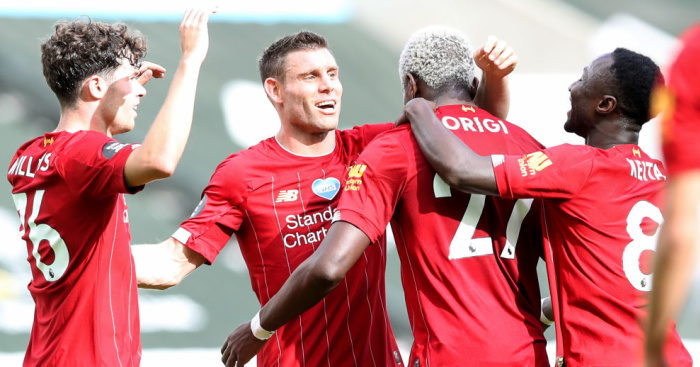 Liverpool hero tipped to leave for Leeds or Aston Villa