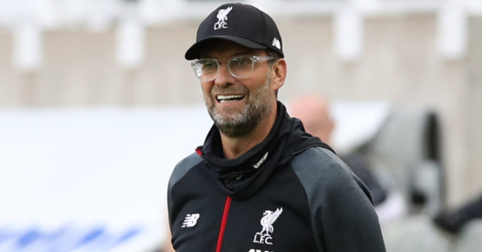 Klopp.Liverpool.Getty