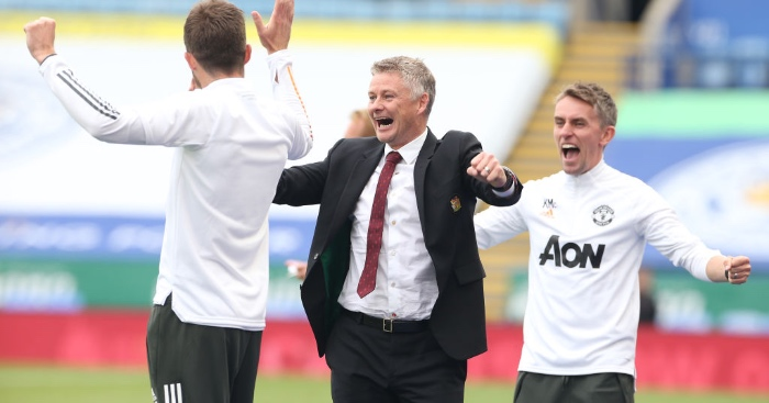 'Dressed up' Solskjaer would have been fired by Chelsea - Football365