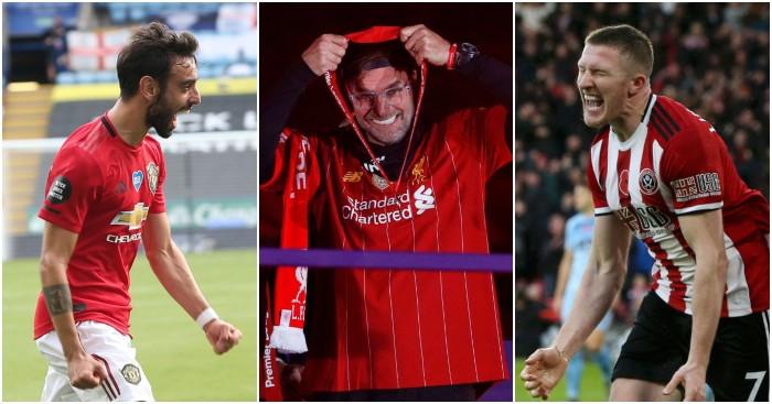 The Premier League 2019 20 Season The Winners Football News