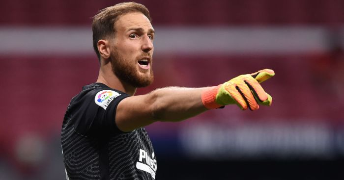 Jan Oblak Atletico Madrid Chelsea