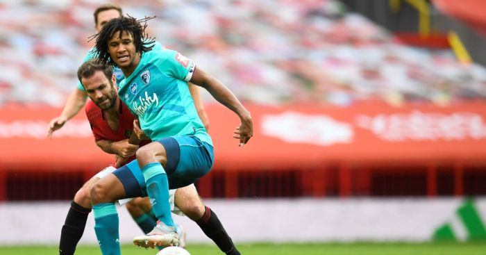 Nathan Ake Bournemouth Man City