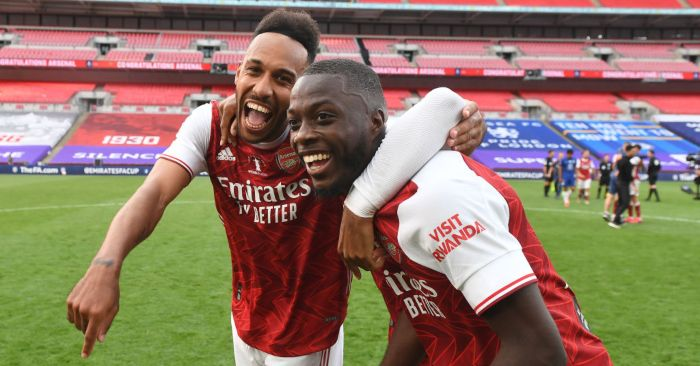 Pierre-Emerick-Aubameyang-Nicolas-Pepe-Football365 Arsenal