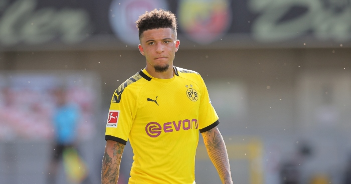 Man Utd Sancho