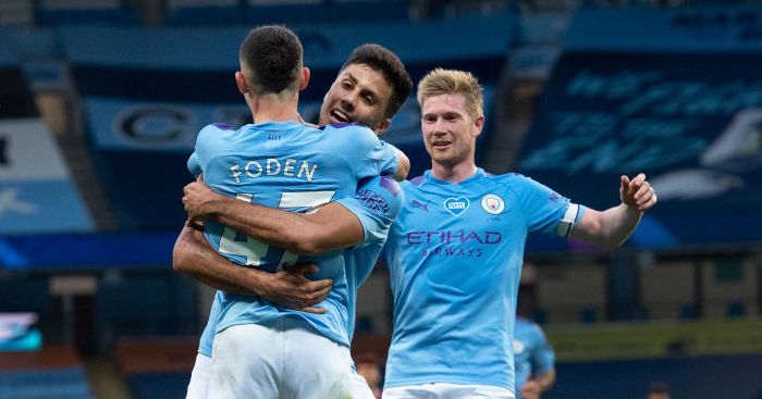 Five players Manchester City must build around going forward