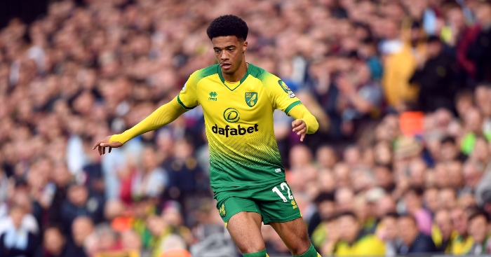 Newcastle have £13.75m bid accepted by Norwich for Jamal Lewis