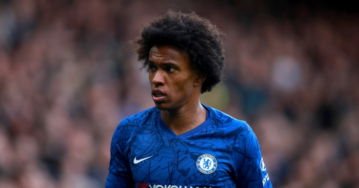 Willian-Chelsea Arsenal